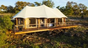 The New Glamping Retreat In Texas That's Unlike Anything You've Ever Experienced