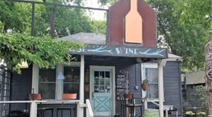 This Adorable Cottage Serves The Best Wine And Cheese In Austin