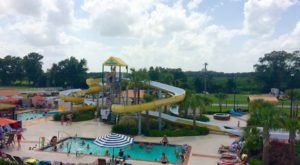 This Waterpark Campground In Louisiana Belongs At The Top Of Your Summer Bucket List