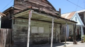 Most People Have Long Forgotten About This Vacant Ghost Town In Northern California