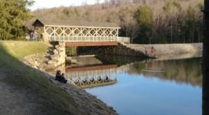 The Beautiful Bridge Hike In Pennsylvania That Will Completely Mesmerize You