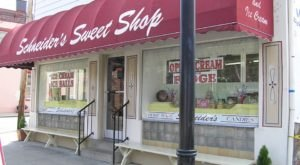 The Historic Sweet Shop In Kentucky That Has The Best Shaved Ice In The State