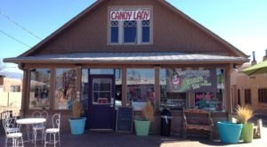 If You're In New Mexico You Simply Must Visit The Sweetest Candy Lady Around
