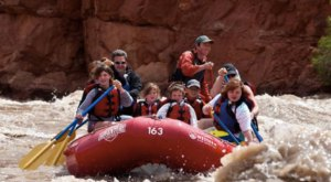 You'll Never Forget A Once-In-A-Lifetime Trip Down This Utah River