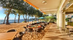 Dine With Your Toes In The Sand At This Perfectly Hawaiian Restaurant