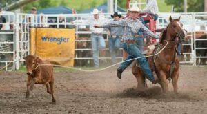 Visit Iowa's Old Fashioned Rodeo For An Experience You Won't Forget