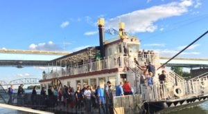 You Won't Want To Miss This Pirate-Themed Riverboat Cruise In North Dakota This Summer
