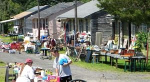 The Quirky Market In New Jersey Where You'll Find Terrific Treasures