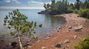 The Hike To This Secluded Beach In Minnesota Is Positively Amazing