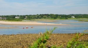 This Short Boardwalk Trail Leads To The Sweetest Beach In Rhode Island