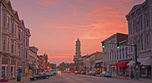 This Charming Southern Town Makes For A Picture Perfect Day Trip From Cincinnati