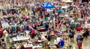 The World's Largest Yard Sale Is Happening Right Outside Of Buffalo And You'll Want To Go