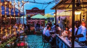 You'll Want To Visit New Jersey's Marvelous Restaurant Row Time And Time Again