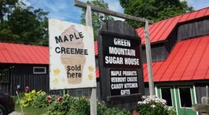 Start Your Summer Right With The Best Maple Creemee In Vermont