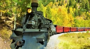 The Scenic Railway In New Mexico That Will Give You An Unforgettable Ride