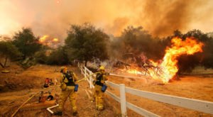 Here Are The 10 Biggest Risks Living In Southern California