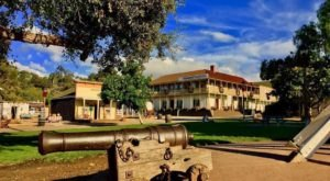 The Historic Hotel In Southern California That's Right Out Of The 1800s