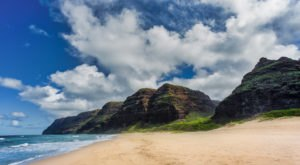 You'll Love This Secluded Hawaii Beach With Miles And Miles Of White Sand