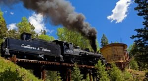 This Colorado Springtime Train Ride Will Take You Through Some Of The Prettiest Scenery In The State
