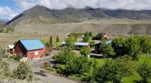 This Hidden Bed And Breakfast Is One Of Nevada's Best Kept Secrets