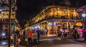 You'll Never Run Out Of Things To Do in Louisiana's Most Mesmerizing City