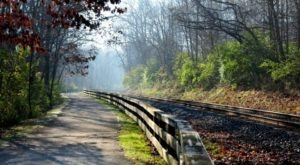 The Incredible Towpath Trail Spans The Entire City Of Cleveland