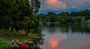 7 Lakes Near Nashville You'll Want To Visit Over And Over Again