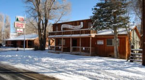 The Remote Cabin Restaurant In Nevada That Serves Up The Most Delicious Food