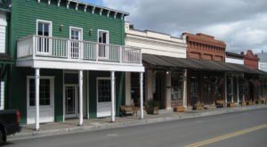 This Oregon Small Town Is Like A Wild West Movie Set Come To Life