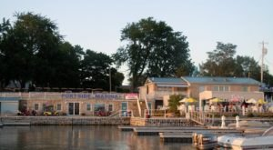 A Scenic Waterfront Restaurant In Ohio, Dockers Is A Seafood Paradise