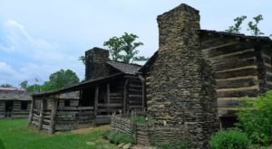 Take A Step Back In Time At This Historic Fort In West Virginia
