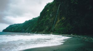 The Hike To This Secluded Waterfall Beach In Hawaii Is Positively Amazing