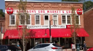 A Trip To The Oldest Grocery Store In North Carolina Is Like Stepping Back In Time