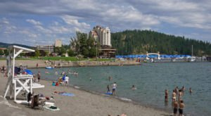 This Incredible Beach Was Just Named The Best In Idaho And You'll Want To Visit This Summer