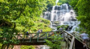 This Daytrip Will Take You To The Best Wine And Waterfalls In Georgia