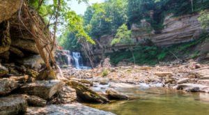 The Natural Swimming Hole Near Nashville That Will Take You Back To The Good Ole Days