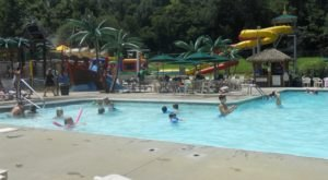 This Waterpark Campground Near Pittsburgh Belongs At The Top Of Your Summer Bucket List