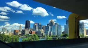 7 Roads With The Best Windshield Views Around Pittsburgh