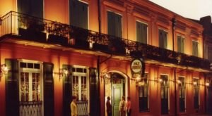 The Iconic Bar In New Orleans That's Overflowing With History