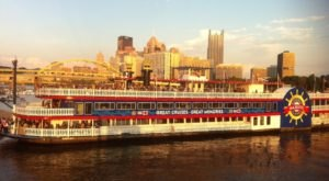 This Skyline Wine Cruise In Pittsburgh Is The Perfect Summer Adventure