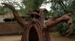 Most People Have No Idea There's A Fairy Garden Hiding In Arizona And It's Magical