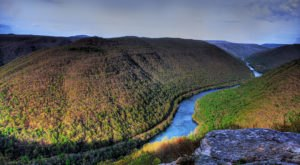 The Sapphire River In West Virginia That's Devastatingly Gorgeous