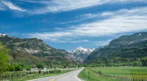 One Of America's Most Beautiful Spring Drives Is Located Right Here In Colorado