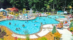 A Waterpark Campground In Massachusetts, Pine Acres Family Resort Belongs On Your Summer Bucket List