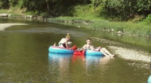 This All-Day Float Trip Will Make Your Indiana Summer Complete
