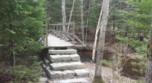 The Little Known Trail Network Hiding In Maine That's Impossible Not To Adore