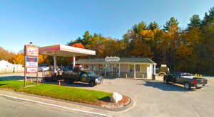 The Best Ice Cream In Massachusetts Actually Comes From A Small Town Gas Station