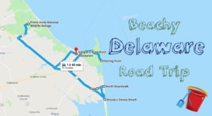 This Road Trip Will Give You The Best Delaware Beach Day You've Ever Had