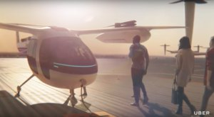 Uber Just Revealed Its Plans For A Flying Car Coming In The Near Future