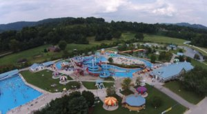 This Waterpark Campground In Kentucky Belongs At The Top Of Your Summer Bucket List